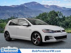 New 2020 Volkswagen Golf GTI 2.0T SE Hatchback Colorado Springs