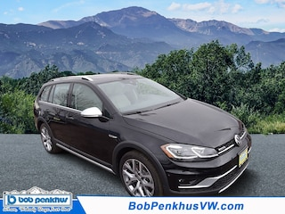 New 2019 Volkswagen Golf Alltrack TSI SE 4MOTION Wagon Colorado Springs