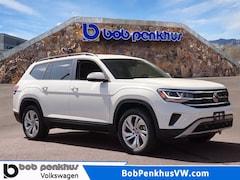 New 2021 Volkswagen Atlas 3.6L V6 SE w/Technology 4MOTION SUV Colorado Springs
