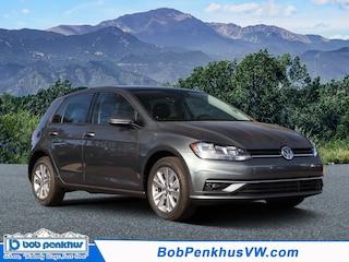 New 2019 Volkswagen Golf 1.4T SE Hatchback Colorado Springs