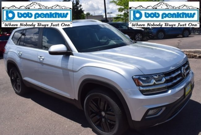 New 2019 Volkswagen Atlas 3.6L V6 SEL 4MOTION SUV Colorado Springs