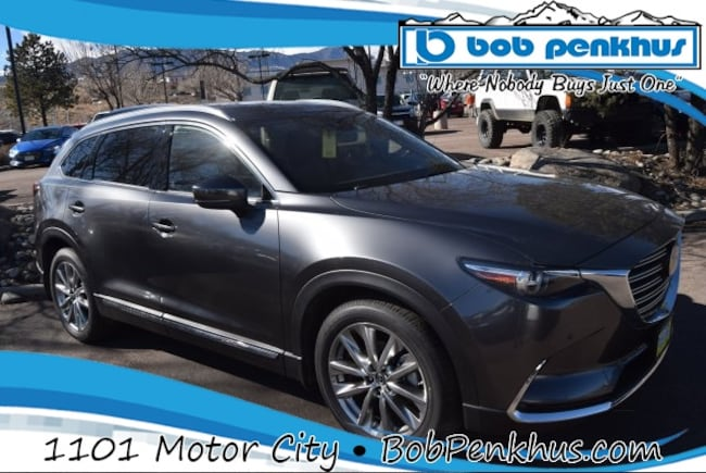 New 2019 Mazda Mazda CX-9 Signature SUV Colorado Springs