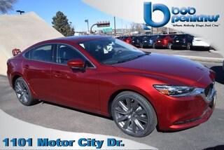 New 2018 Mazda Mazda6 Touring Sedan Colorado Springs
