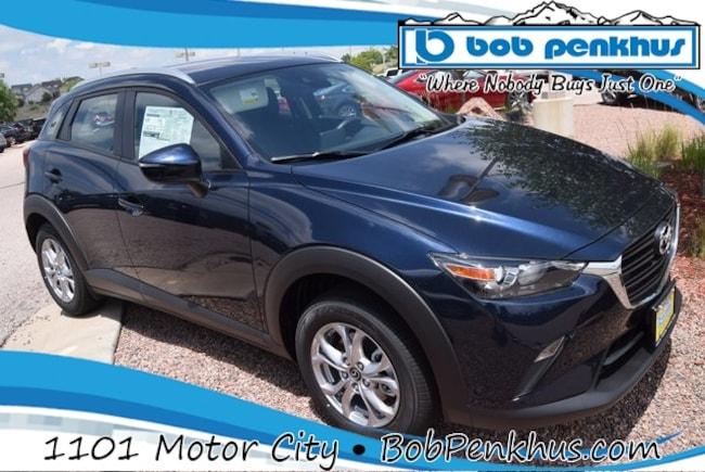 New 2019 Mazda Mazda CX-3 Sport SUV Colorado Springs