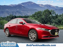 New 2020 Mazda Mazda3 Premium Package Sedan Colorado Springs