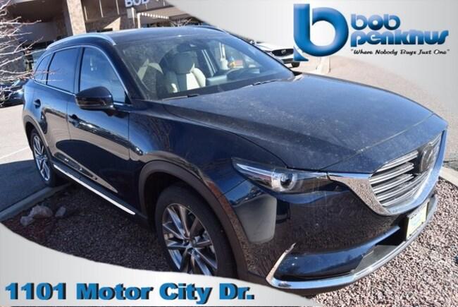 New 2019 Mazda Mazda CX-9 Grand Touring SUV Colorado Springs