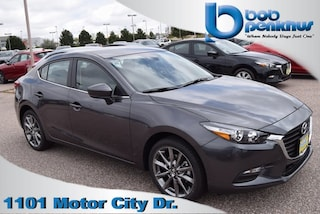 New 2018 Mazda Mazda3 Touring Hatchback Colorado Springs