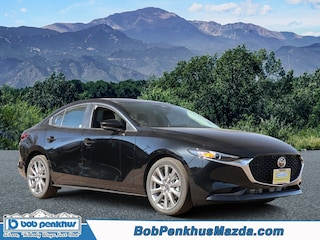New 2020 Mazda Mazda3 Select Package Sedan Colorado Springs