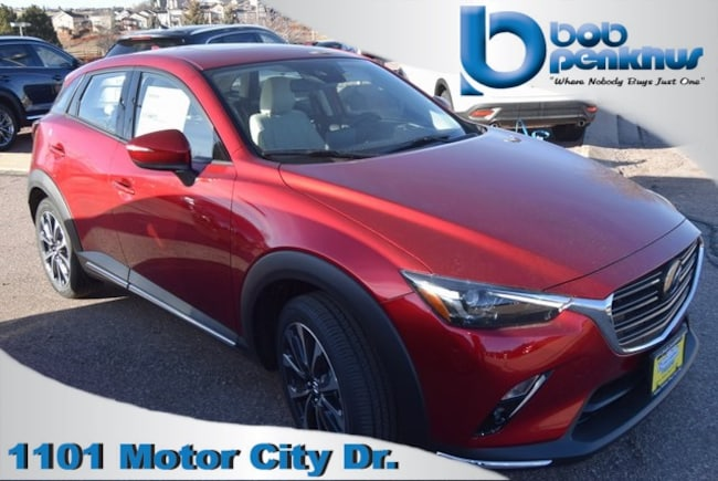 New 2019 Mazda Mazda CX-3 Grand Touring SUV Colorado Springs