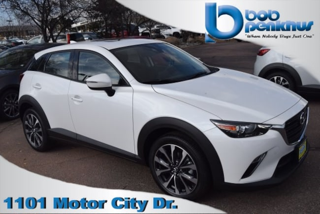 New 2019 Mazda Mazda CX-3 Touring SUV Colorado Springs