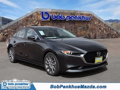 New 2020 Mazda Mazda3 Preferred Package Sedan Colorado Springs