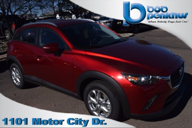 New 2019 Mazda Mazda CX-3 Sport SUV Colorado Springs