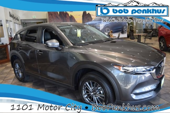 New 2019 Mazda Mazda CX-5 Touring SUV Colorado Springs