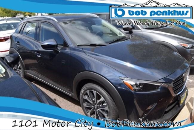 New 2019 Mazda Mazda CX-3 Grand Touring SUV Colorado Springs
