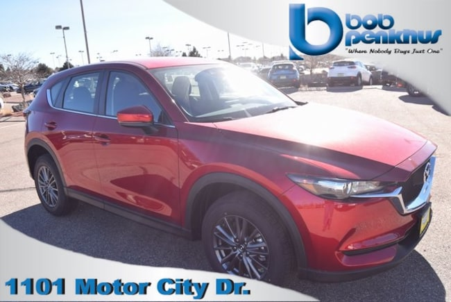 New 2019 Mazda Mazda CX-5 Sport SUV Colorado Springs