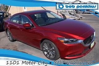 New 2018 Mazda Mazda6 Grand Touring Sedan Colorado Springs