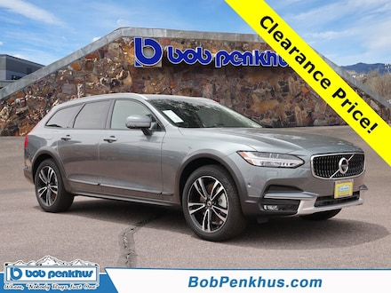 2019 Volvo V90 Cross Country T5 T5 AWD
