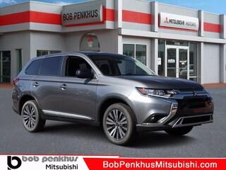 New 2020 Mitsubishi Outlander ES CUV Colorado Springs