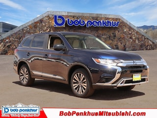 New 2020 Mitsubishi Outlander Sport 2.0 BE CUV Colorado Springs