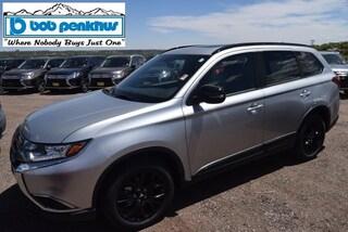 New 2018 Mitsubishi Outlander LE CUV Colorado Springs