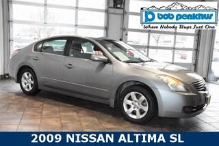 2009 Nissan Altima 2.5 S Sedan