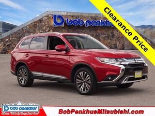 Used 2019 Mitsubishi Outlander CUV Colorado Sprins
