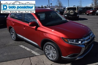 New 2018 Mitsubishi Outlander SE CUV Colorado Springs
