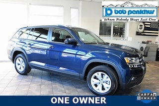 Used 2018 Volkswagen Atlas 3.6L V6 SE 4MOTION SUV Colorado Springs
