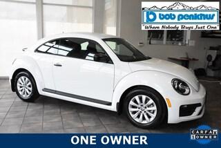 Used 2017 Volkswagen Beetle Colorado Springs