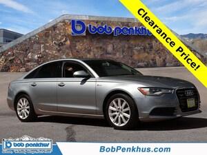 2013 Audi A6 3.0T Premium Plus Sedan