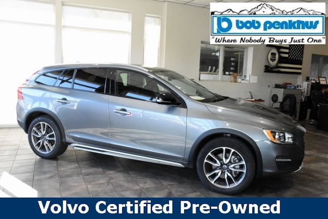 Used 2018 Volvo V60 Cross Country T5 AWD Wagon in Colorado Springs, CO