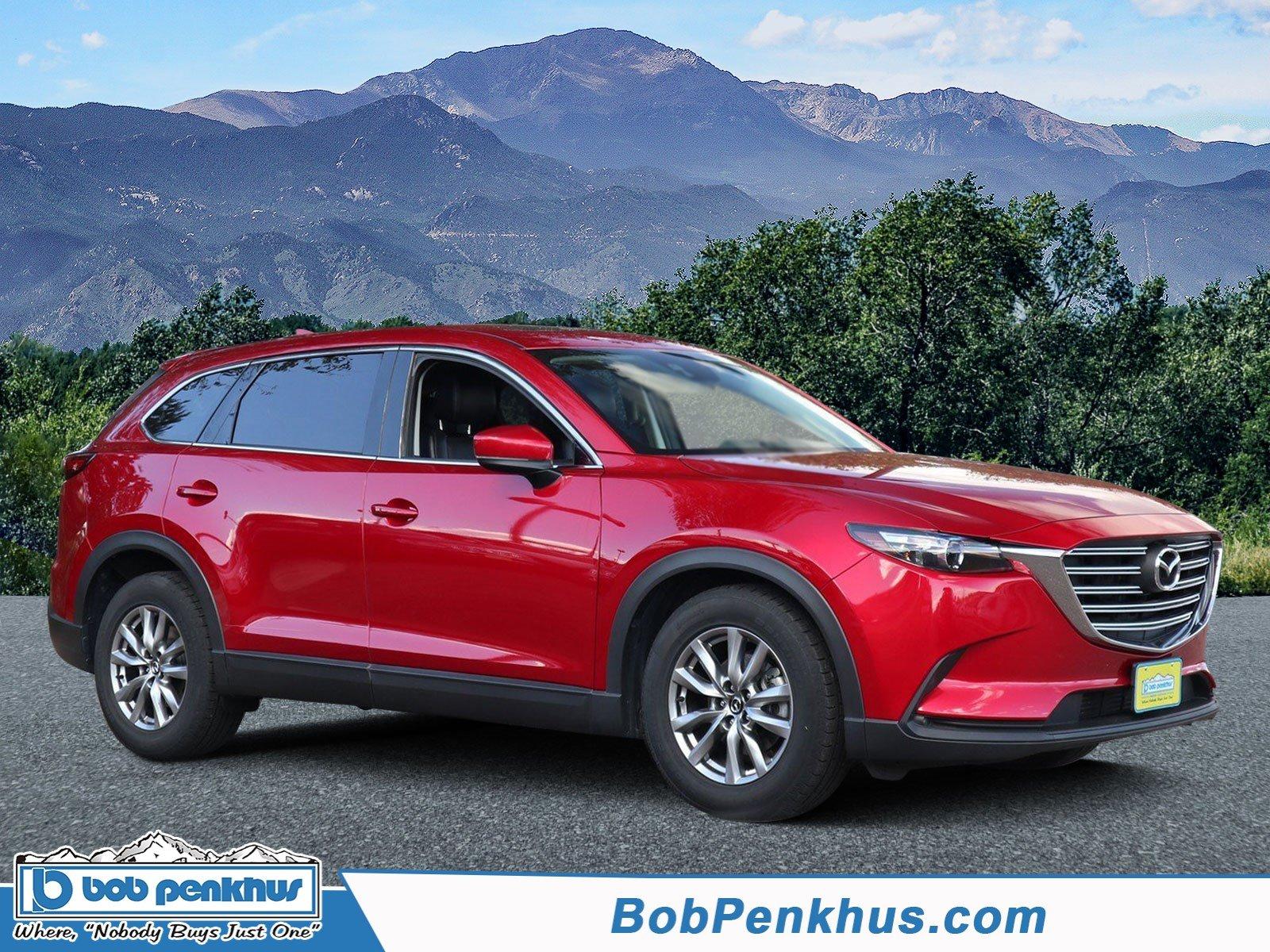 2016 Mazda Mazda CX-9 Touring SUV