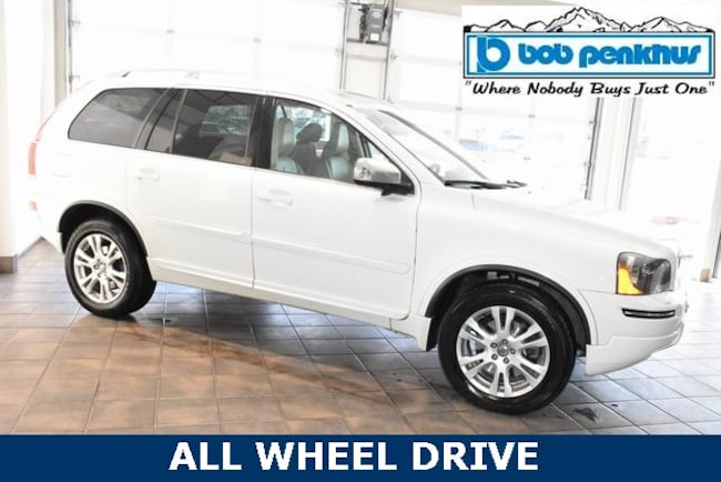 Used 2013 Volvo XC90 3.2 SUV in Colorado Springs, CO