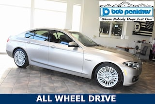 Used 2014 BMW 550i xDrive Sedan Colorado Springs