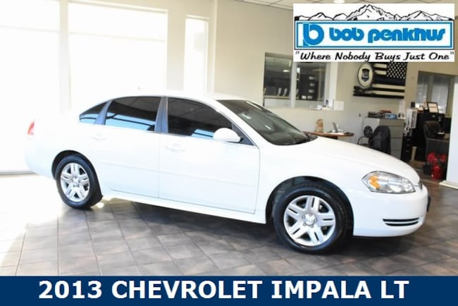 Used 2013 Chevrolet Impala LT (Fleet Only) Sedan Colorado Springs