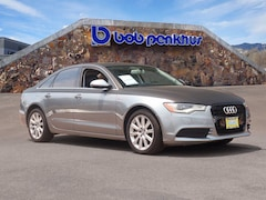 New 2013 Audi A6 3.0T Premium Plus Sedan Colorado Springs