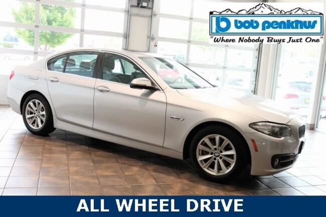Used 2015 BMW 528i xDrive Sedan Colorado Springs