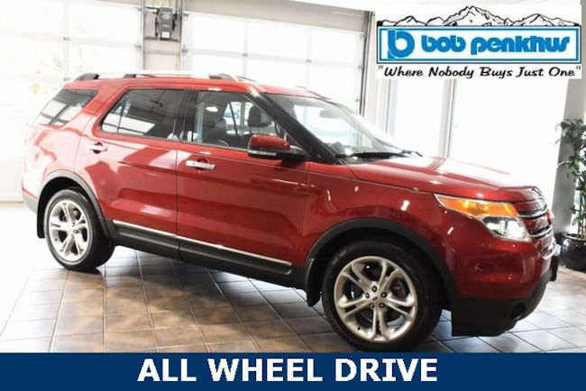 Used 2014 Ford Explorer Limited SUV Colorado Springs
