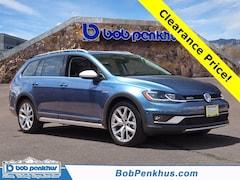 Used 2019 Volkswagen Golf Alltrack SE Wagon Colorado Springs