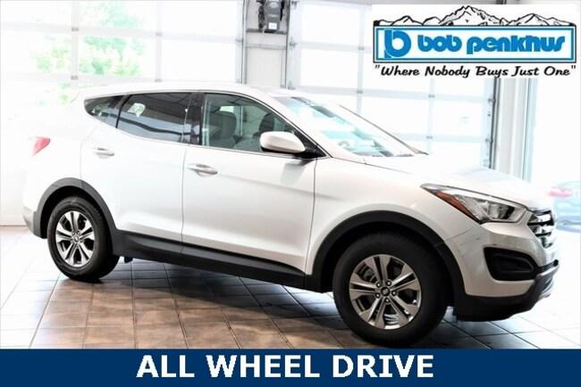 Used 2016 Hyundai Santa Fe Sport 2.4L SUV Colorado Springs