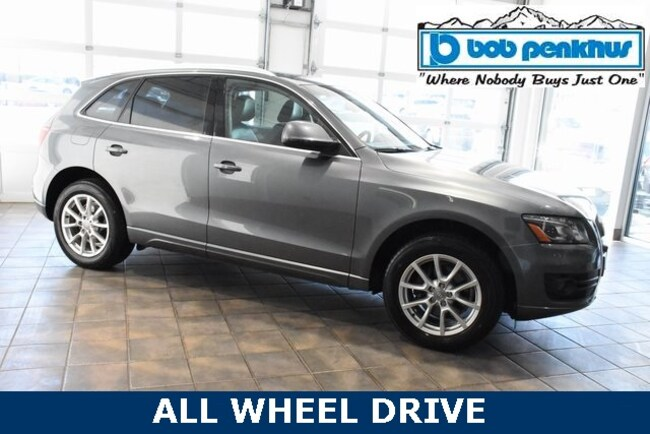 Used 2012 Audi Q5 2.0T Premium Plus SUV Colorado Springs