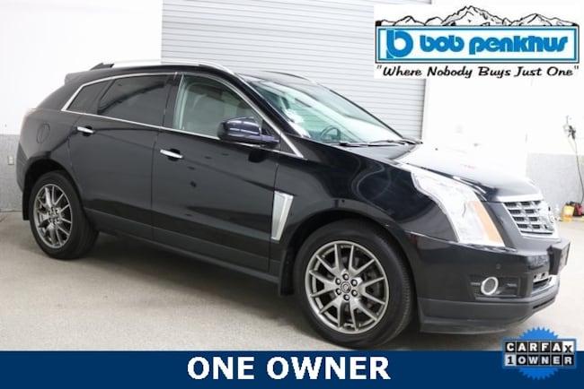 Used 2016 CADILLAC SRX Performance Collection SUV Colorado Springs