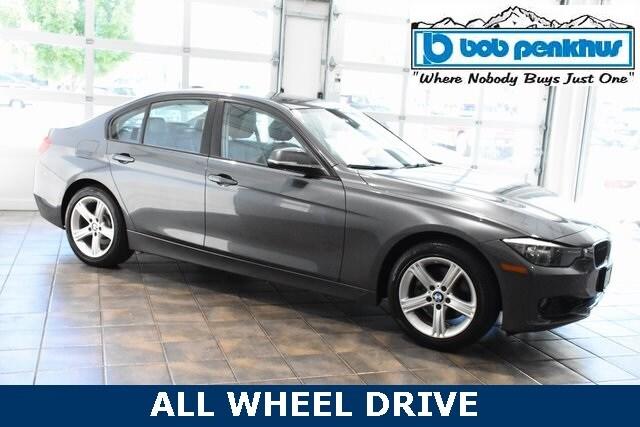2015 BMW 328i xDrive w/SULEV Sedan