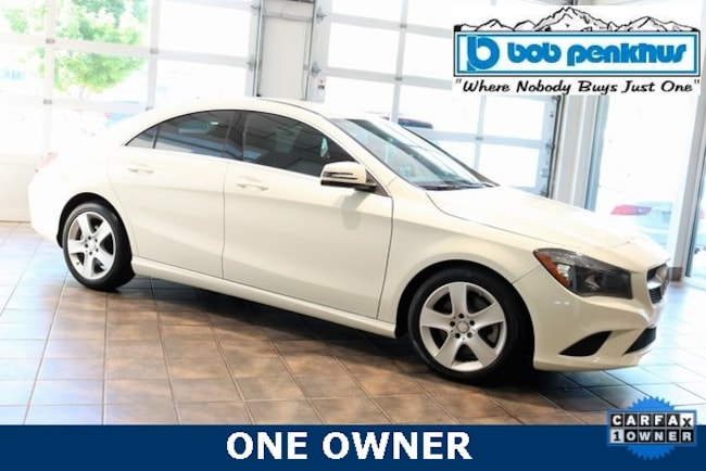 Used 2015 Mercedes-Benz CLA 250 Coupe Colorado Springs