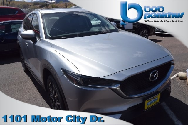 2017 Mazda Mazda CX-5 Grand Select SUV