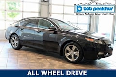 New 2012 Acura TL TL SH-AWD with Technology Package Sedan Colorado Springs