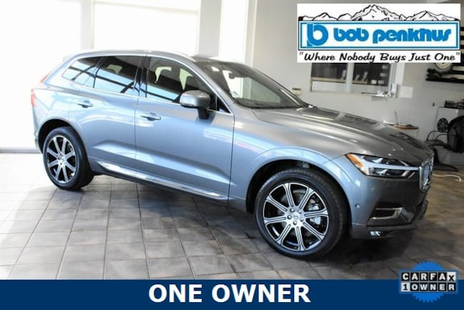 Used 2018 Volvo XC60 T6 AWD Inscription SUV in Colorado Springs, CO
