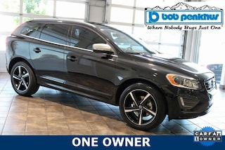 Used 2016 Volvo XC60 T6 R-Design Platinum SUV YV4902RS7G2802550 in Colorado Springs, CO