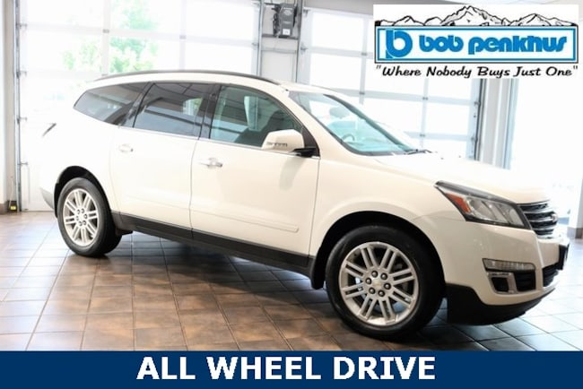 Used 2015 Chevrolet Traverse LT w/1LT SUV Colorado Springs