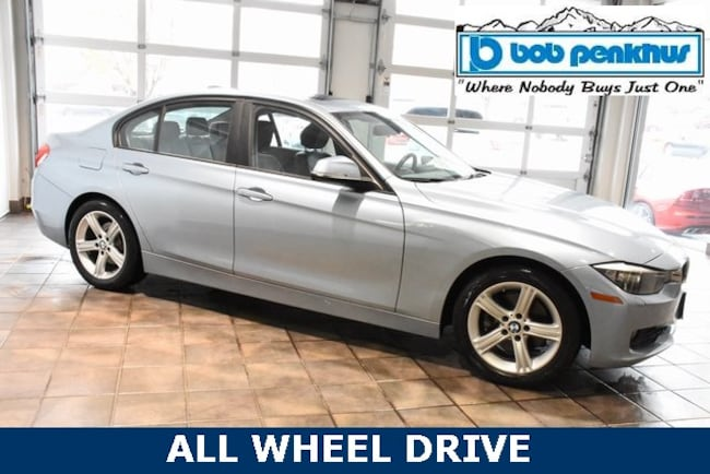 Used 2014 BMW 328d xDrive Sedan Colorado Springs